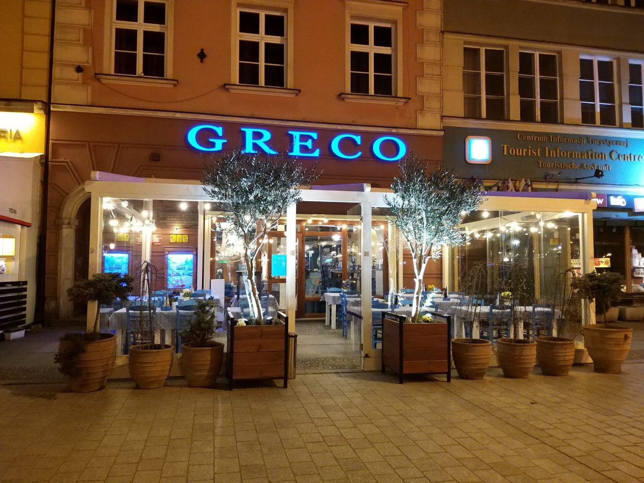 Wroclaw Rynek Greco Wroclawnawynos